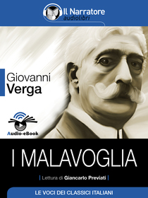 Giovanni Verga, I Malavoglia. Audio-eBook