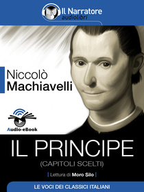 Niccolò Machiavelli, Il Principe. Audio-eBook