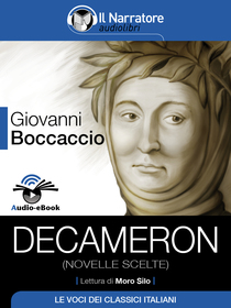 Giovanni Boccaccio, Decameron. Audio-eBook