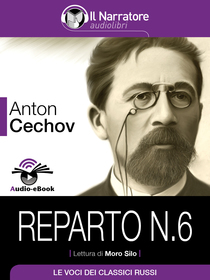 Anton Cechov, Reparto n. 6. Audio-eBook