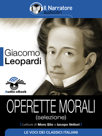 Giacomo Leopardi, Operette Morali. Audio-eBook