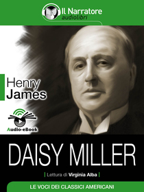 Henry James, Daisy Miller. Audio-eBook